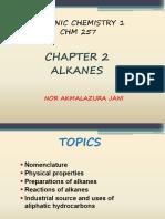 Chapter 2 Alkanes