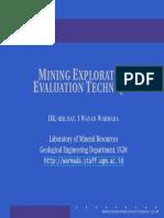 Expl06 Evaluation