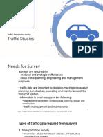 03 Hgen01e Traffic Studies