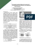 Studi efektifitas bank sampah dalam pengelolaan sampah berbasis masyarakat.pdf
