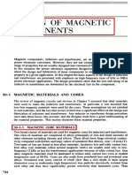 III-1 Design of Magnetic Components ---By Ned Mohan