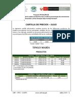 3 CARTILLA DE PRECIOS JULIO A5 28 - 08 -2009 TINGO MARIA.pdf