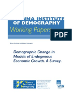 Demographics and Economic Growth