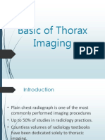7. Basic of Thorax Imaging