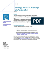 DES-1D11 Specialist Technology Architect Midrange Storage Solutions Exam