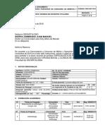 PHC 06 F 016 Solicitud Al Rector Para Postulación