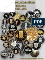 Monedas Conmemorativas de Costa Rica