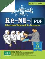 buku Aswaja KeNUan SMPMTs kelas 8.pdf