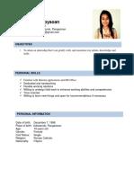 Ann Resume