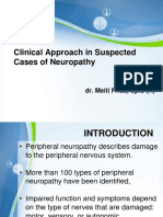 Clinical Approach in Neuropathy