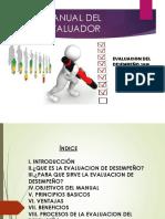 Manual Del Evaluador
