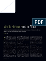 Islamic Finance Goes to Africa