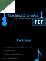 masterclass orchestra