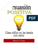 Persuasión Positiva