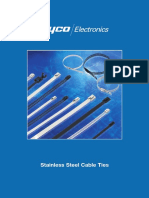 Farnell SS Cable Ties