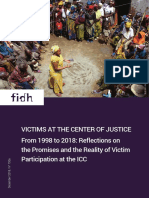FIDH Victims Journal - December 2018