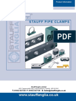 Stauff Surface Cable Clamps