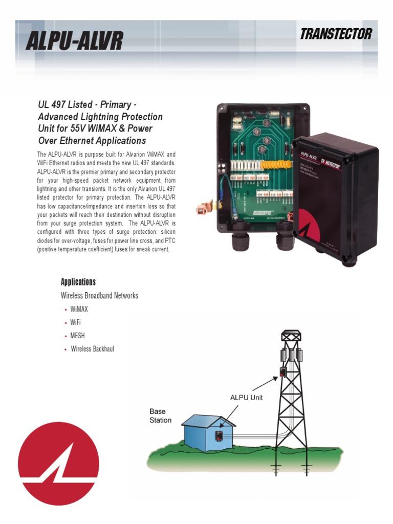 ALPU-ALVR[2] | Electrical Connector | Wi Max