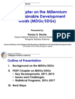 3. PSDP Chapter on SDGs as of 3 October 2016 Sir Meong