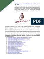 Struktur Kurikulum 2013 Kompetensi Keahlian SMK Revisi Tahun 2017 Lengkap