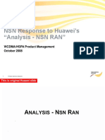 WCDMA_Response_to_Huawei`s_Analysis_-_NSN_RAN