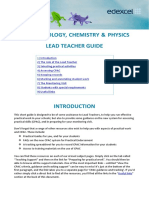 Guide for Lead Teachers