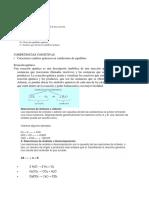 Ejercicios de Nomenclatura de Alcanos , Alquenos y Alquinos 2