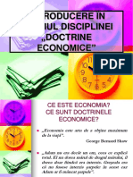 Doctrine Economice 1