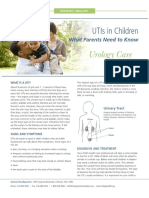 UTIs in Children
