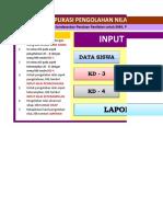 01 Aplikasi Pengolahan Nilai Matematika Wajib x Mipa 4 Acc