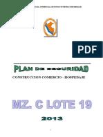 Plan de Seguridad l.c