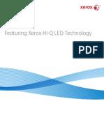 Xerox Hi-Q LED Technology