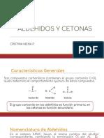 Aldehidos y Cetonas MED
