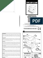 Vienna Superautomatica User Manual1