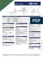 Brochure Dbx 10
