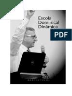 E-book - Como Melhorar a Escola Dominical