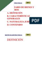 Inventario General