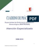 Cuaderno de Prácticas 2008-2010