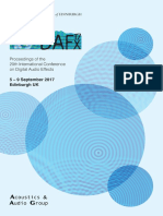 DAFx17 Proceedings