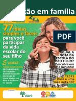 Guia da Educação em família 77 ideias simples e fáceis para você participar da vida escolar do seu filho.pdf