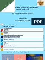 Chapter 4 (Fina) - Organizing Business