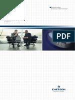Liebert Pex Brochure r410a Series