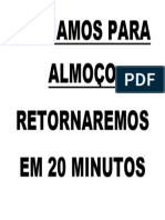 FECHAMOS PARA ALMOÇO.docx