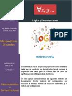 Demostraciones - Matemáticas Discretas
