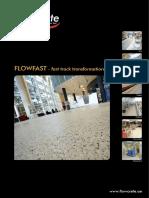 Flowfast Brochure