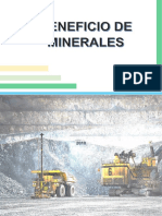 Manual de Beneficio de Minerales