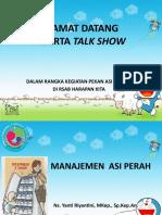 Manajemen Asi Perah Yanti