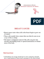 Breast Cancer in Male (1)