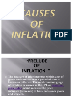 Causes of Inflation-sid