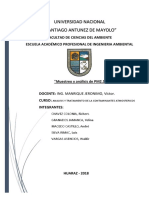 Informe de Contaminacion Atmosferico PM2.5